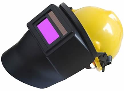 Custom Welding Helmets >> Welding Helmet with Auto-darkening & Removable Lens